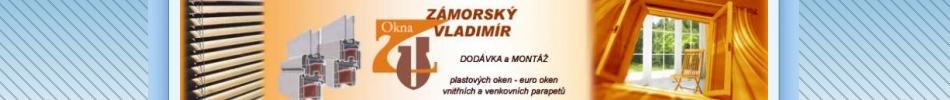 Okna Zámorský