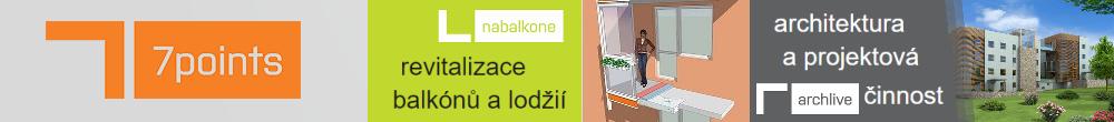 Revitalizace balkonů a lodžií