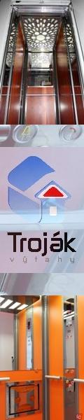 Kompletní služby v oboru výtahové techniky  Více zde: http://www.trojakvytahy.cz/
